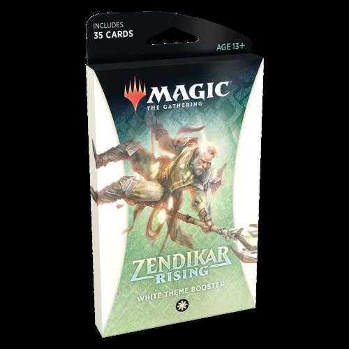 Wizards of the Coast MTG: ZENDIKAR RISING - WHITE THEME BOOSTER
