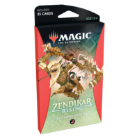 MTG: ZENDIKAR RISING - RED THEME BOOSTER
