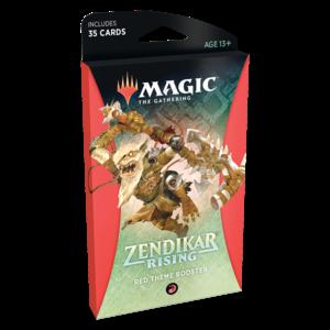 Wizards of the Coast MTG: ZENDIKAR RISING - RED THEME BOOSTER
