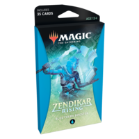 MTG: ZENDIKAR RISING - BLUE THEME BOOSTER