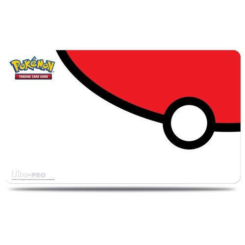 Ultra Pro International PLAYMAT: POKEMON: POKEBALL