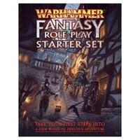 WARHAMMER FANTASY RPG: 4E STARTER SET