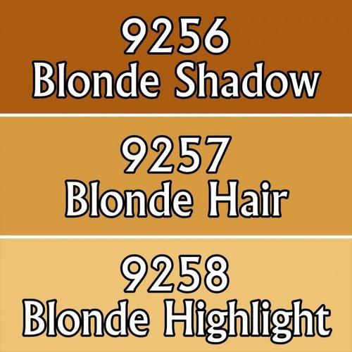 Reaper Miniatures REAPER: BLONDE HAIR TRIAD