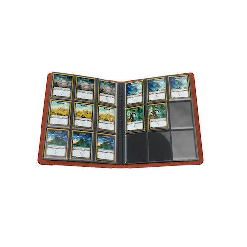 GAMEGENIC BINDER: PRIME 18 POCKET - RED