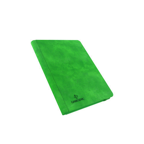 GAMEGENIC BINDER: PRIME 18 POCKET - GREEN