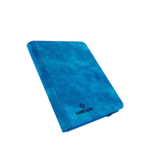 GAMEGENIC BINDER: PRIME 8 POCKET - BLUE