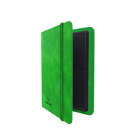 BINDER: PRIME 8 POCKET - GREEN