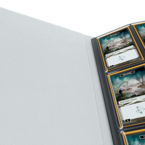GAMEGENIC BINDER: PRIME 8 POCKET - WHITE
