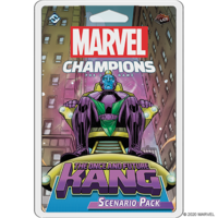 MARVEL CHAMPIONS LCG: ONCE AND FUTURE KANG SCENARIO PACK