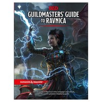 D&D 5E: GUILDMASTERS' GUIDE TO RAVNICA