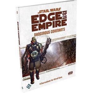 Fantasy Flight Games STAR WARS RPG: EDGE OF THE EMPIRE - DANGEROUS COVENANTS SOURCEBOOK