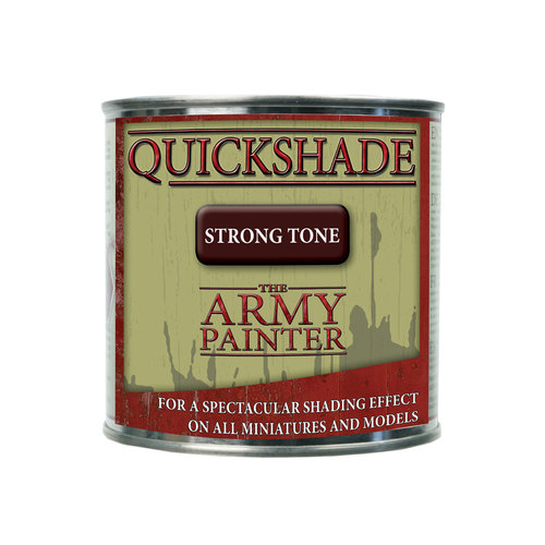 The Army Painter QUICKSHADE: QUICK SHADE STRONG TONE (250 ml)