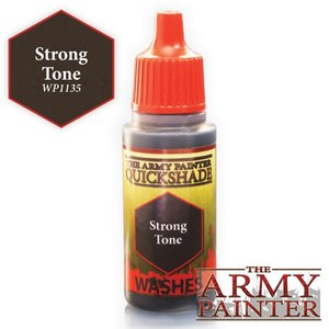 The Army Painter WARPAINT: QUICK SHADE STRONG TONE INK