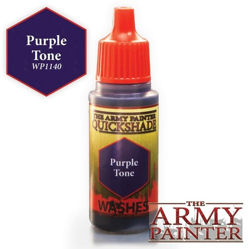 The Army Painter WARPAINT: QUICK SHADE PURPLE TONE INK