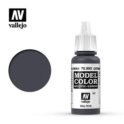 Acrylicos Vallejo, S.L. 167 GERMAN GREY