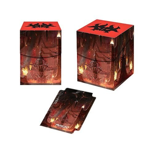 Ultra Pro International DECK BOX: MTG 100+ RAKDOS