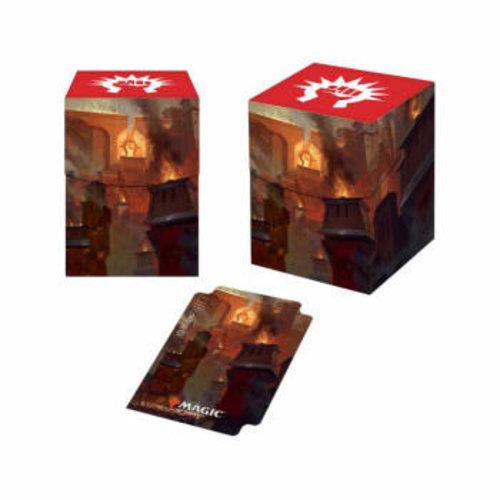 Ultra Pro International DECK BOX: MTG 100+ BOROS