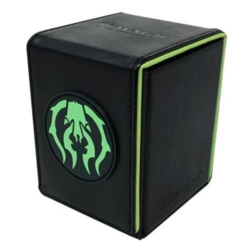 Ultra Pro International DECK BOX: MTG ALCOVE FLIP GOLGARI