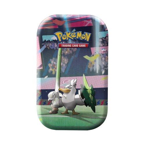 Pokemon USA POKEMON: GALAR MINI TINS - SIRFETCH'D