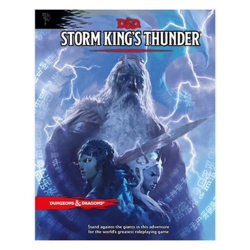 Wizards of the Coast D&D 5E: STORM KING'S THUNDER