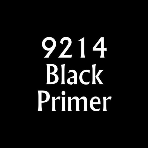 Reaper Miniatures REAPER: BLACK PRIMER