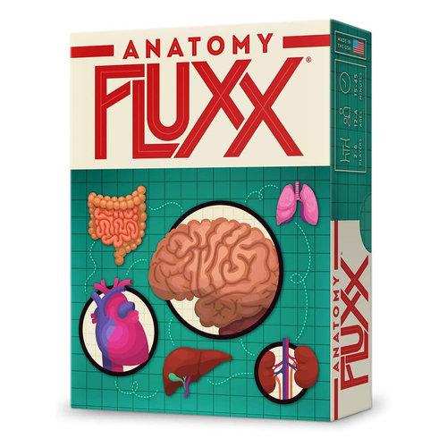 Looney Labs FLUXX: ANATOMY