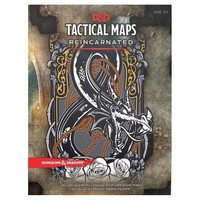 D&D 5E: TACTICAL MAPS - REINCARNATED