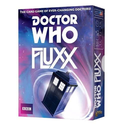 Looney Labs FLUXX: DOCTOR WHO