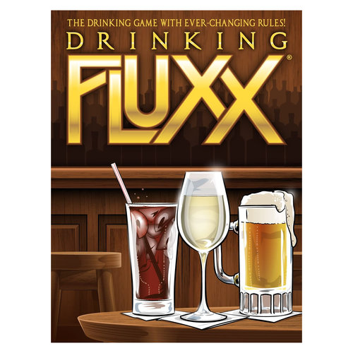 Fully Baked Ideas (Looney Labs) FLUXX: DRINKING