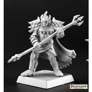 Reaper Miniatures VAGORG HALF ORC SORCEROR
