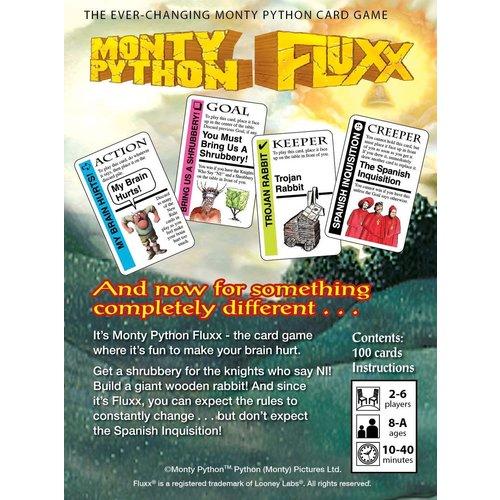 Looney Labs FLUXX: MONTY PYTHON CARD GAME