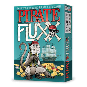 Looney Labs FLUXX: PIRATE