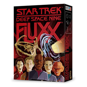 Looney Labs FLUXX: STAR TREK - DEEP SPACE NINE