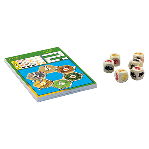 Catan Studios CATAN: DICE GAME