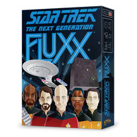 FLUXX: STAR TREK - THE NEXT GENERATION