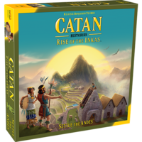 CATAN: HISTORIES: RISE OF THE INKAS