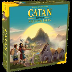 Catan Studios CATAN: HISTORIES: RISE OF THE INKAS