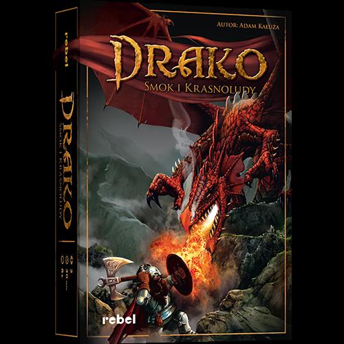Rebel DRAKO: DRAGONS & DWARVES