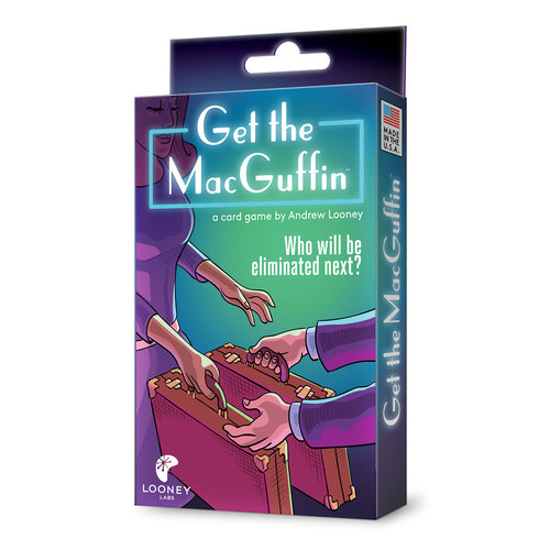 Looney Labs GET THE MACGUFFIN CARD GAME