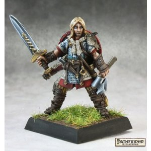 Reaper Miniatures PATHFINDER: ULF GORMUNDR