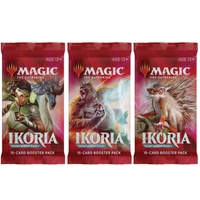 MTG: IKORIA - LAIR OF THE BEHEMOTHS - BOOSTER