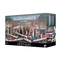 40K BATTLEZONE: MANUFACTORUM VERTIGUS