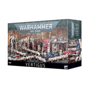 Games Workshop 40K BATTLEZONE: MANUFACTORUM VERTIGUS