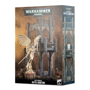 Games Workshop ADEPTA SORORITAS BATTLE SANCTUM