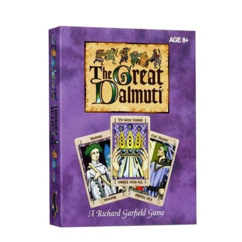 Wizards of the Coast THE GREAT DALMUTI