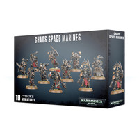 CSM CHAOS SPACE MARINES