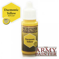 WARPAINT: DAEMONIC YELLOW