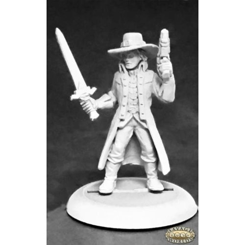 Reaper Miniatures WITCH HUNTER MALE