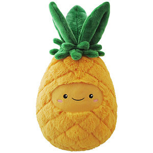 "SQUISHABLE SQUISHABLE 15"" PINEAPPLE"