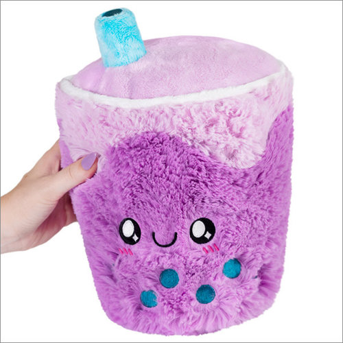 "SQUISHABLE SQUISHABLE 7"" BUBBLE TEA"